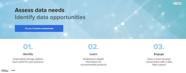 Explore NetApp_platforma