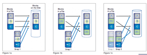 NetApp Snapshot Technologies