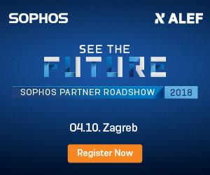 Sophos Partner Roadshow